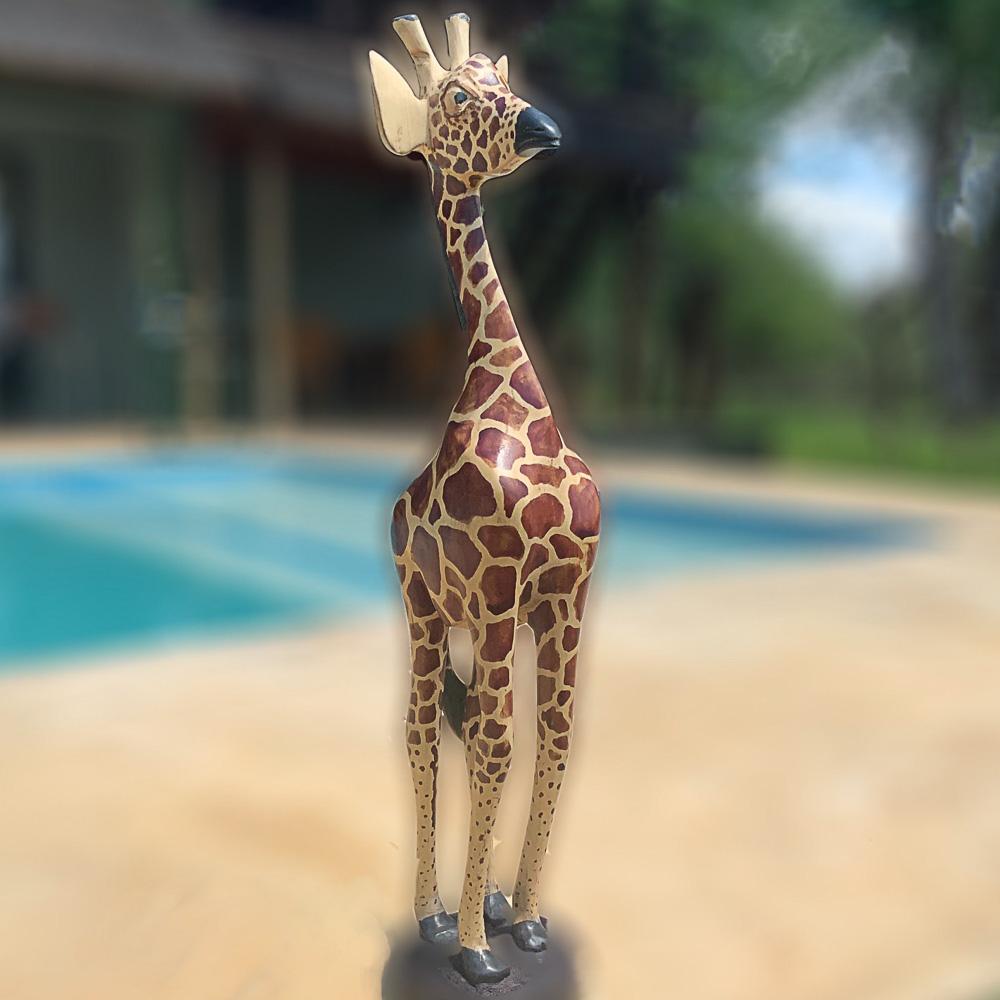 Giraffes Bush Villa